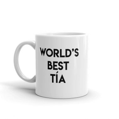 World's best tía