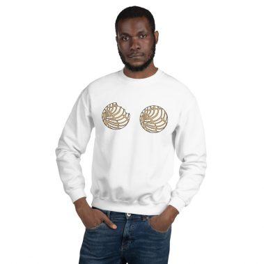 White conchas Sweatshirt