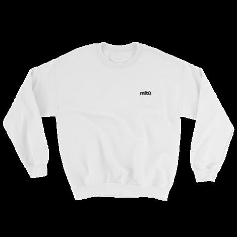 Mitú logo Sweatshirt