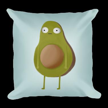 Guacardo Pillow