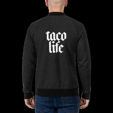 Taco Life Bomber Jacket