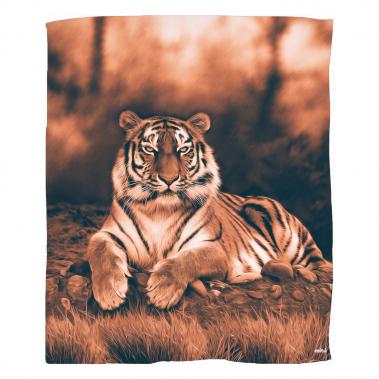 San Marcos Fleece Blanket