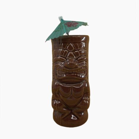 Brown-Tiki-Mug